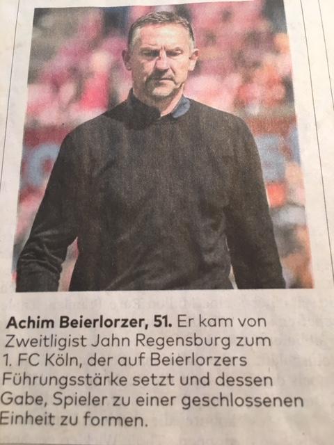 Teamgeist Bei Beierlorzer